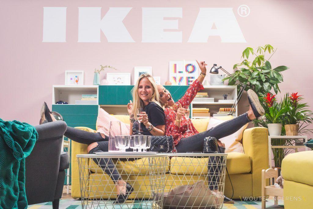 Ikea Cover Photoshoot