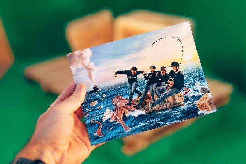 Creatieve fotoconcepten op Festivak