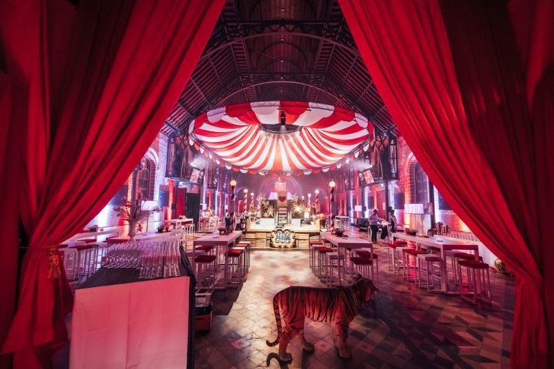 Cirque Roeyale Eventfotografie